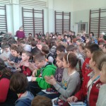 2013: Szkoła Podstawowa im. Adama Mickiewicza w Borowej