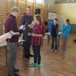 2013: Szkoła Podstawowa w Radomyślu Wielkim