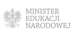 Logo Minister Edukacji Narodowej