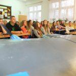 2013/2014: Gimnazjum Publiczne w Rozborzu Długim