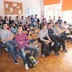 2013/2014: Gimnazjum Publiczne w Wiązownicy