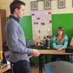 2013/2014: Publiczne Gimnazjum nr 1 w Birczy